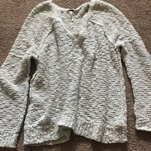 Free people mint sweater